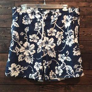 Old Navy men's board shorts